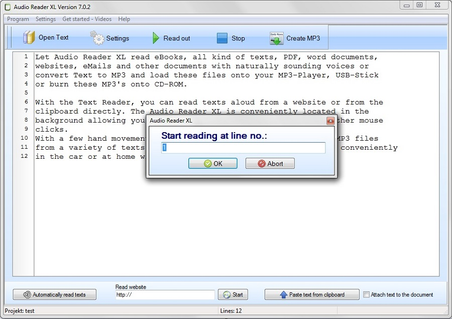 Text to Speech Software With Natural Voices for Windows